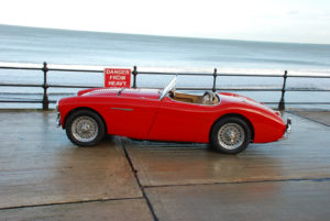 Austin Healey 100/4 | For Sale | Murray Scott-Nelson