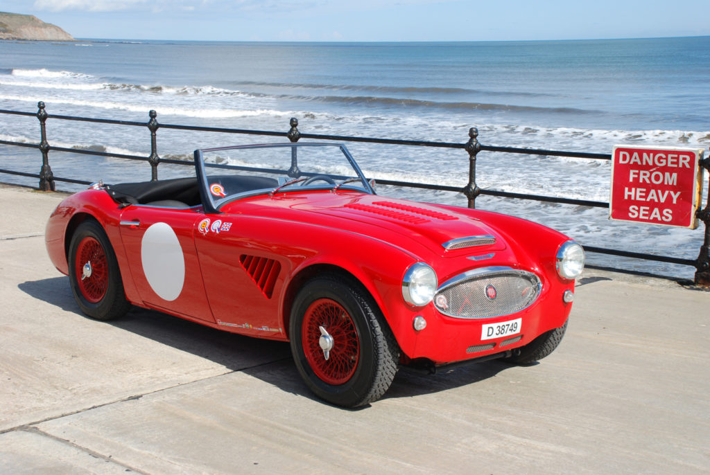 Austin Healey 100/6 - Murray Scott-Nelson