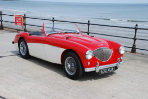 Austin Healey 100/4 BN2 1956 - Murray Scott-Nelson
