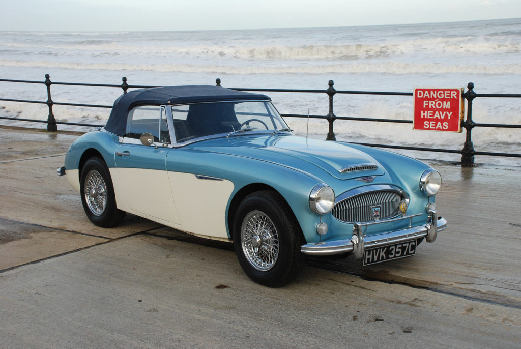 Austin Healey 3000 MK 3 BJ8 LHD | For sale | Murray Scott-Nelson