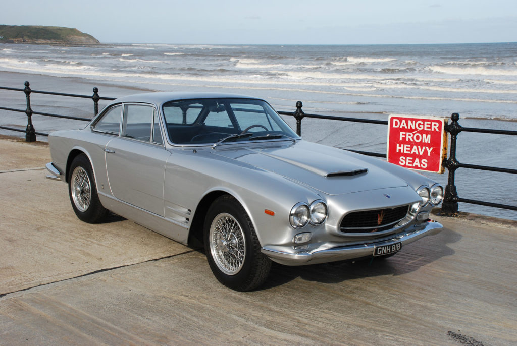 Maserati Sebring 3500 GTi | For Sale | Murray Scott-Nelson
