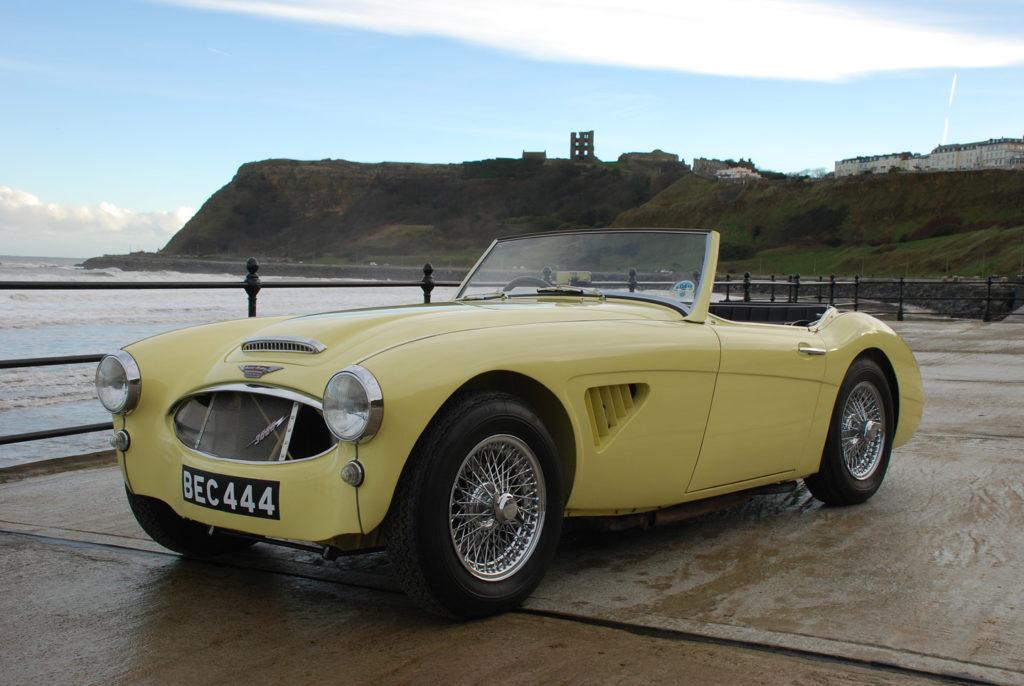Austin Healey 3000 Mk 2 Tri Carb   For Sale   Murray Scott-Nelson