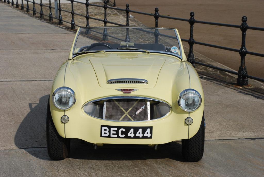 Austin Healey 3000 Mk 2 BT7 - Murray Scott Nelson | Classic