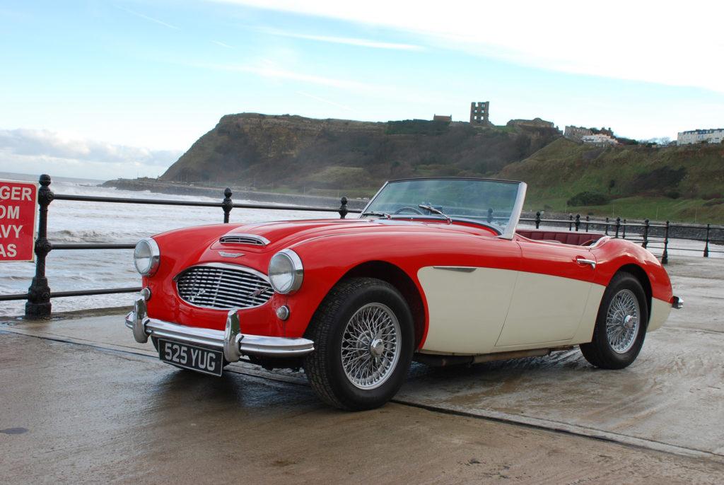 Austin Healey 100/6 Rare Longbridge Car   For Sale   Murray Scott-Nelson