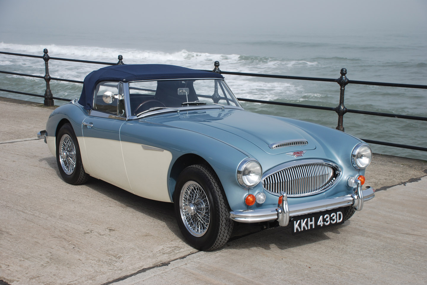 Austin Healey For Sale >> Austin Healey 3000 Mk 3 Sold Murray Scott Nelson Classic