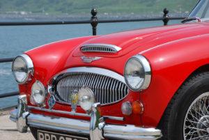 Austin Healey 3000 MK 3 | For Sale | Murray Scott-Nelson