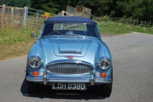 Austin Healey 3000 MK 3   For Sale   Murray Scott-Nelson