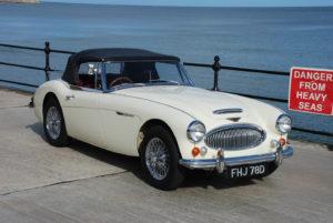 Austin Healey 3000 Mk 3 | For Sale | Original RHD UK Car | Murray Scott-Nelson