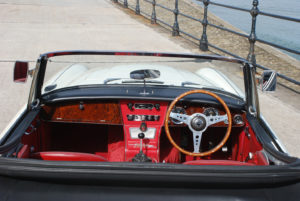 Austin Healey 3000 Mk 3 | For Sale | Original RHD UK Car | Murray Scott-Nelson