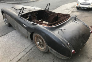 Austin Healey 3000 MK 3 | Restoration Project | For Sale | Murray Scott-Nelson