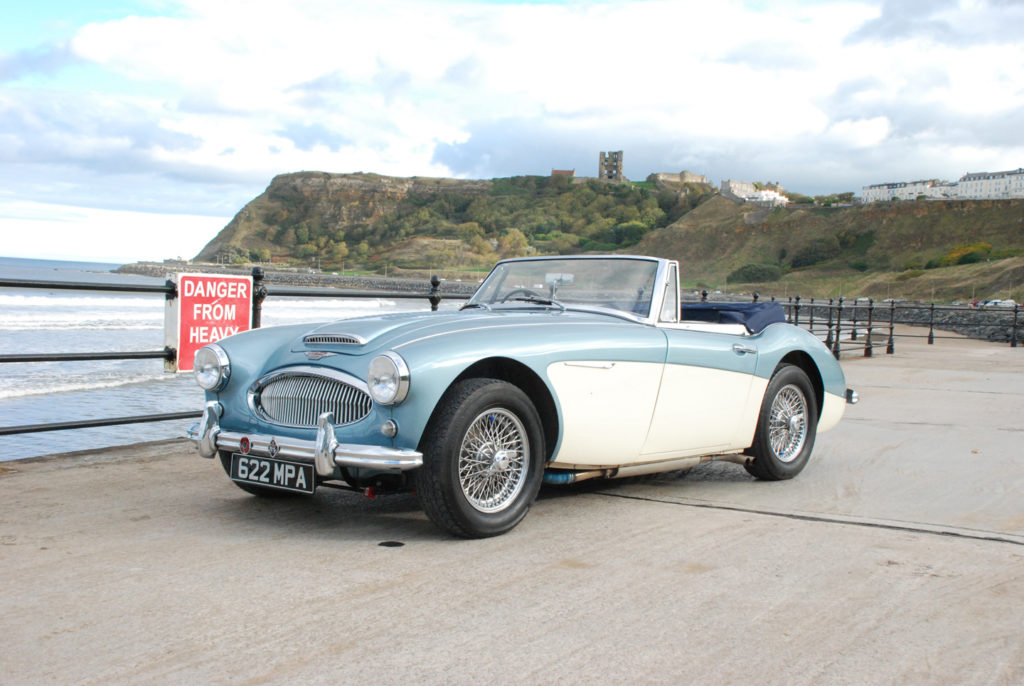 Austin Healey 3000 MK 2 BJ7 | Original UK Car | For Sale | Murray Scott-Nelson