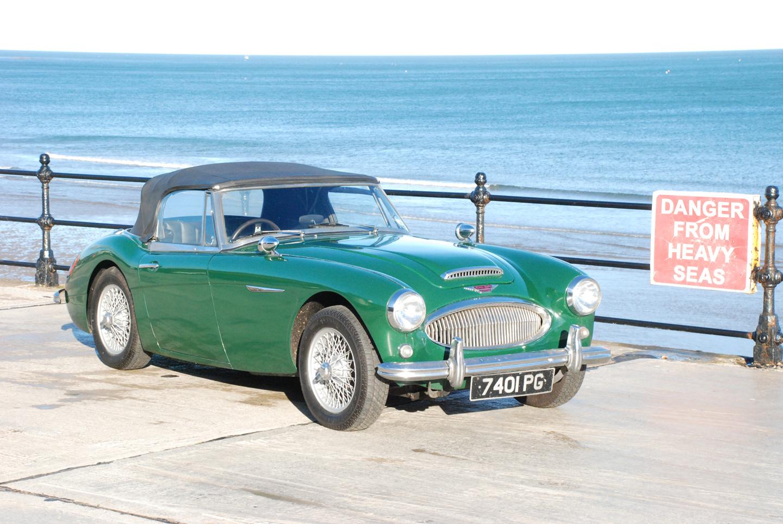 Austin Healey 3000 MK 2 BJ7 | Original UK Car | For Sale | Murray Scott-Nelson