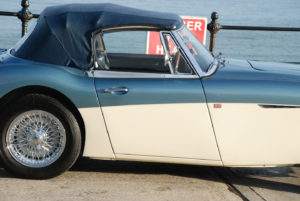 Austin Healey 3000 Mk 3 1966 | For Sale | Murray Scott-Nelson