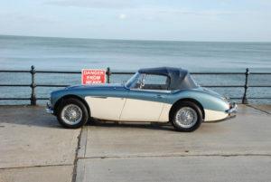 Austin Healey 3000 Mk 3 1966 | For Sale | Murray Scott-Nelson