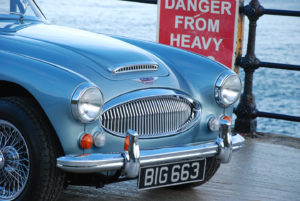 Austin Healey 3000 Mk 3 1965 | For Sale | Murray Scott-Nelson