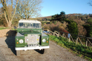 Land Rover Series 2A 109 | For Sale | Murray Scott-Nelson
