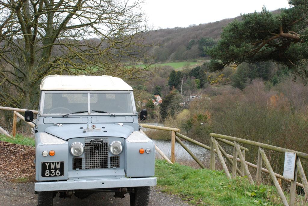Land Rover Series 2 SWB   For Sale   Murray Scott-Nelson