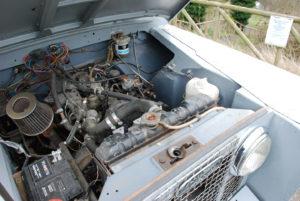 Land Rover Series 2 SWB | For Sale | Murray Scott-Nelson