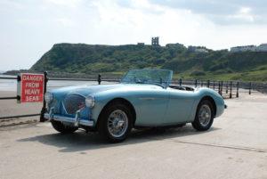 Austin Healey 100/4 BN2 | Original RHD Car | For Sale | Murray Scott-Nelson