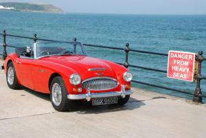 Austin Healey 3000 MK 3 | Original UK RHD Car | For Sale | Murray Scott-Nelson
