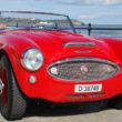 Austin Healey 100/6 BN4 | Front R/H 3/4 Close Up | Murray Scott-Nelson