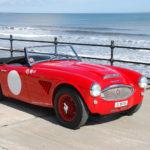 Austin Healey 100/6 BN4 | Front R/H 3/4 | Murray Scott-Nelson