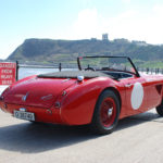 Austin Healey 100/6 BN4 | R/H Rear 3/4 | Murray Scott-Nelson