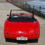 Austin Healey 100/6 BN4 | Rear | Murray Scott-Nelson