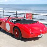 Austin Healey 100/6 BN4 | L/H Rear 3/4 | Murray Scott-Nelson