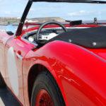 Austin Healey 100/6 BN4 | L/H Rear 3/4 Close Up | Murray Scott-Nelson