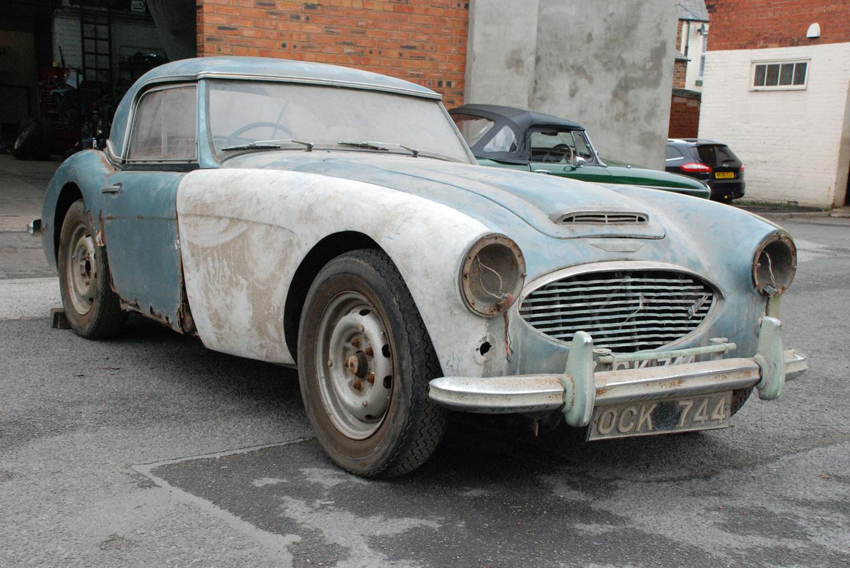 Austin Healey 3000 MK 1 BT7