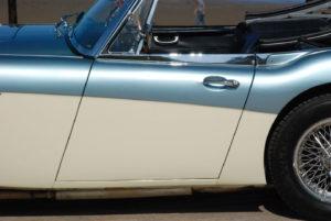 Austin Healey 3000 MK 1   Restoration Project   Murray Scott-Nelson